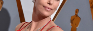 Charlize Teron Oscars