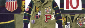 Upcycled Ralph Lauren Jacket